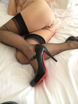 Bambi mature escorts in Johnston
